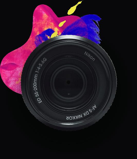 עדשות מצלמה